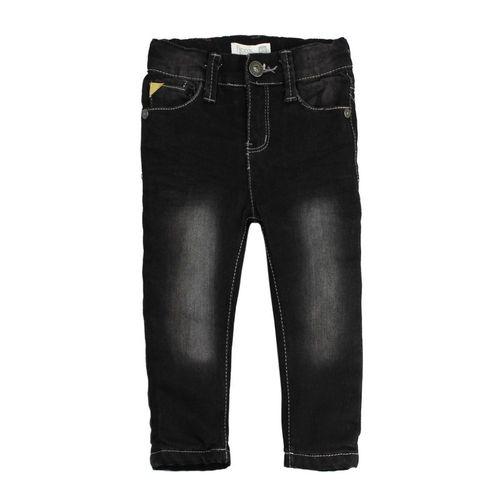 Jeans Jogg Denim Ufo Bebé Niño Negro 3 A 24 Meses 4099