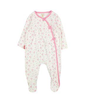 Pijama Enterito Must Have New Born Niña Crudo Prematuro A 9 Meses