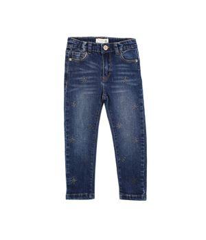 Jeans Skinny Just Denim Kids Niña Azul 2 A 6 Años