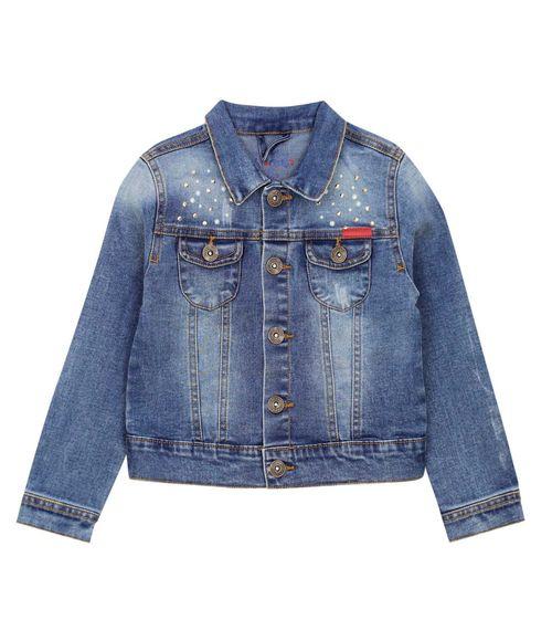 Chaqueta Jeans College Kids Niña Azul 2 a 6 años