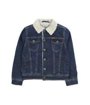 Chaqueta Jeans Just Denim Junior Niño Azul 8 A 12 Años