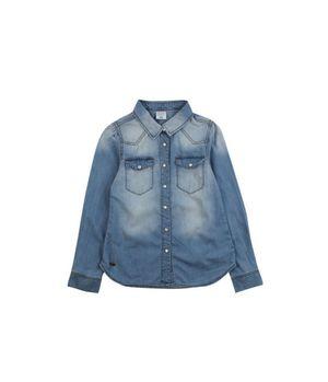 Blusa Jeans Just Denim Junior Niña Celeste 8 A 12 Años
