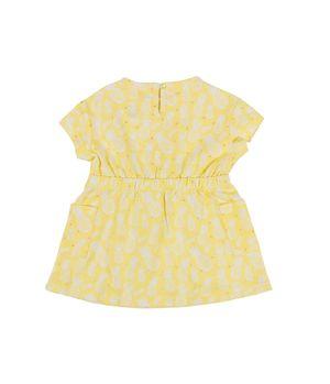 Vestido Day To Day Bebé Niña Amarillo 3 a 24 meses