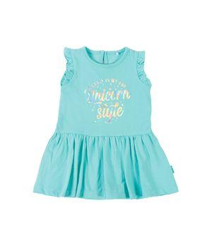Vestido Day To Day Bebé Niña Menta 3 a 24 meses