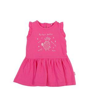 Vestido Day To Day Bebé Niña RosadoOscuro 3 a 24 meses