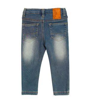 Jeans Jogg Denim Kenia Bebé Niño Azul 3 a 24 meses