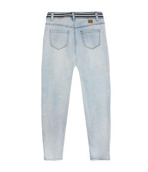 Jeans Pañuelo Estampado Kenia Junior Niña Azul 8 a 12 Años