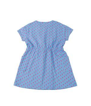 Vestido Day To Day Kids Niña Lavanda 2 a 6 años