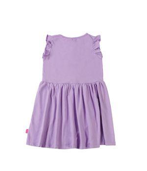 Vestido Day To Day Kids Niña Lila 2 a 6 años