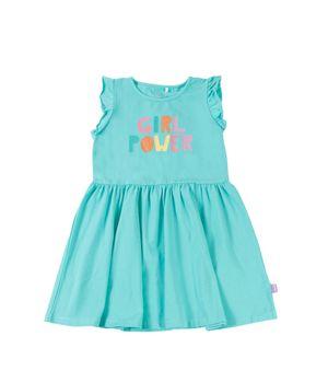 Vestido Day To Day Kids Niña Menta 2 a 6 años