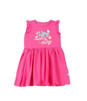 Vestido Day To Day Kids Niña RosadoOscuro 2 a 6 años