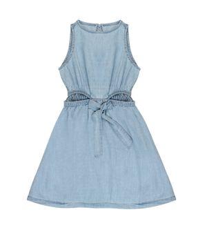 Vestido Funny Junior Niña Azul 8 a 12 Años