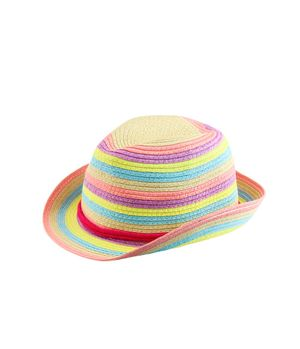 Sombrero Con Lentejuelas Funny Kids Niña Rosado 2 a 6 años