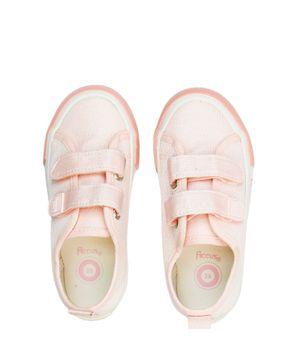 Zapatilla Velcro Zapatillas Urbanas Kids Niña Rosado 2 a 6 años